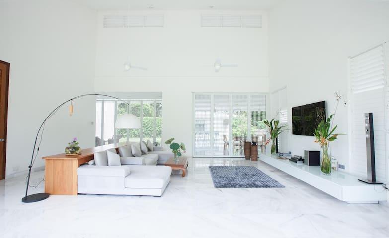 The Happy 8 Retreat X White House - Ipoh - Apartment
