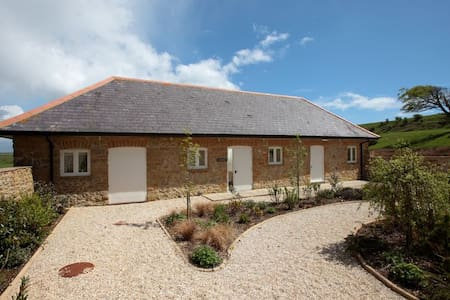 The Cow Byre, Wears Farm, Abbotsbury, Jurassic Coast, SWCP, South Dorset Ridgeway - Abbotsbury - House