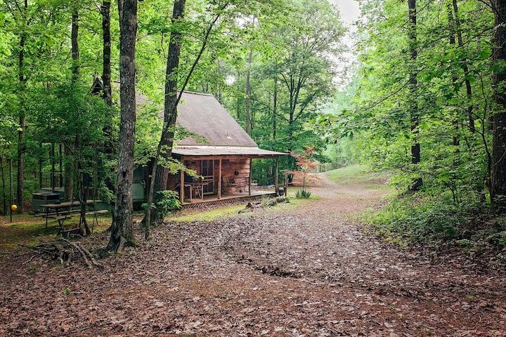 Lone Cedar-Kid friendly-15 to Hot Springs-Unplug!