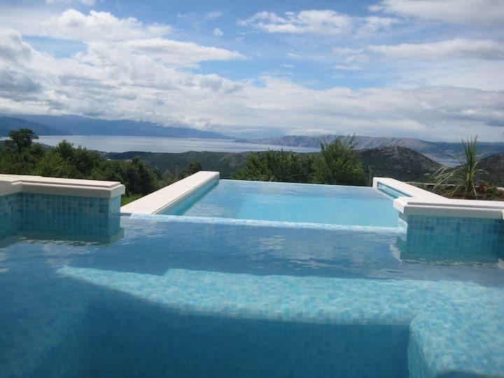 Luxury 5* stone villa