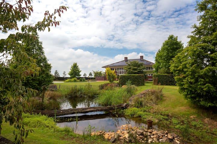 Luxe B&B, landelijk gelegen in een groene omgeving - Vierlingsbeek - Szoba reggelivel