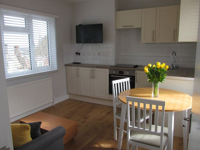 Newly refurbished , self contained, 1 bed house