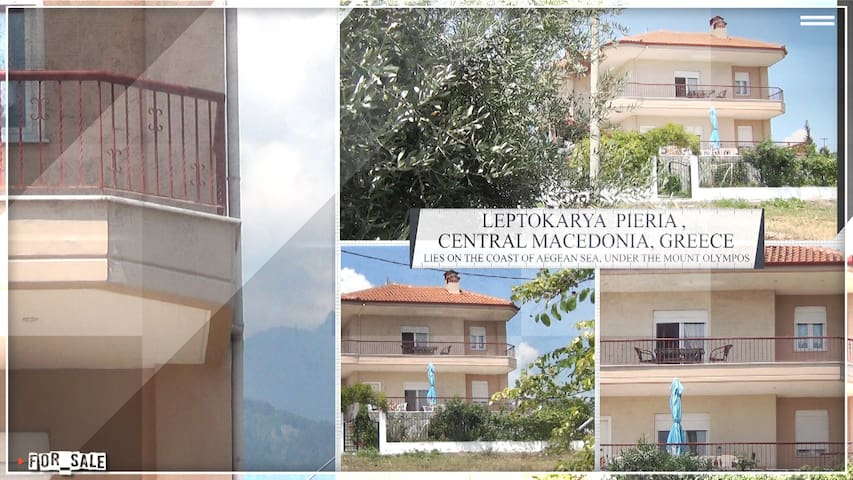 Vasilis & Maria suites apartment 2