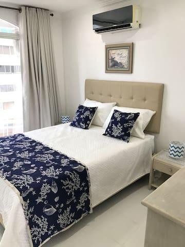 Apartamento 502 Laguito Cartagena