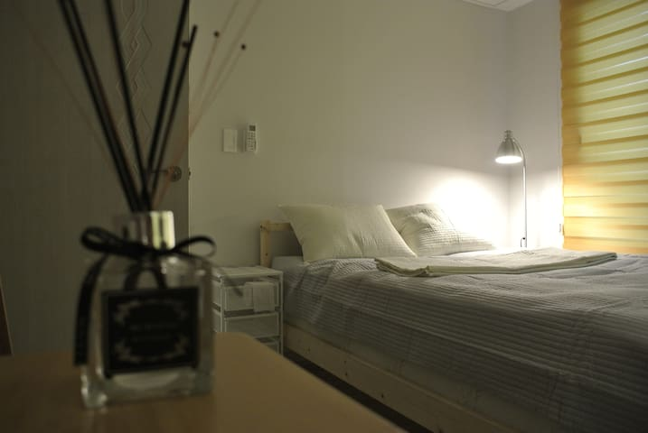 제주도 공유민박(Private rooms Guesthouse) - 866, Seoho-dong, Seogwipo-si - Appartement