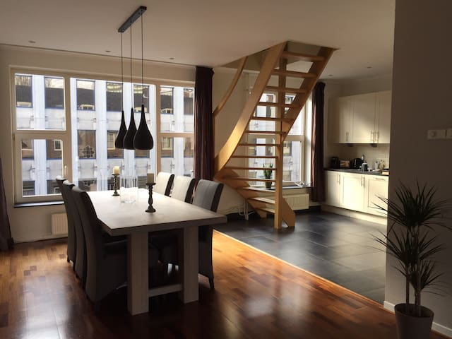 Cosy apartment in Rotterdam center