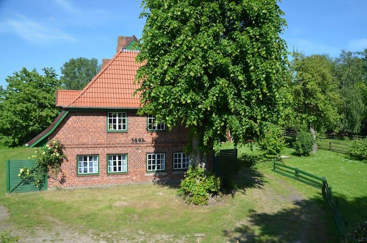 Gemütliche Ferienwohnung in  Ostseenähe - Schashagen
