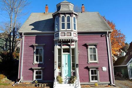 Old Town Heritage Apartment - Lunenburg - 公寓