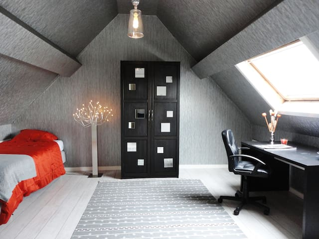 Silver room - Schaerbeek - Dom