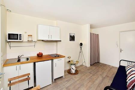 Beau studio Place de Jaude - Hyper centre - Clermont-Ferrand - Apartamento