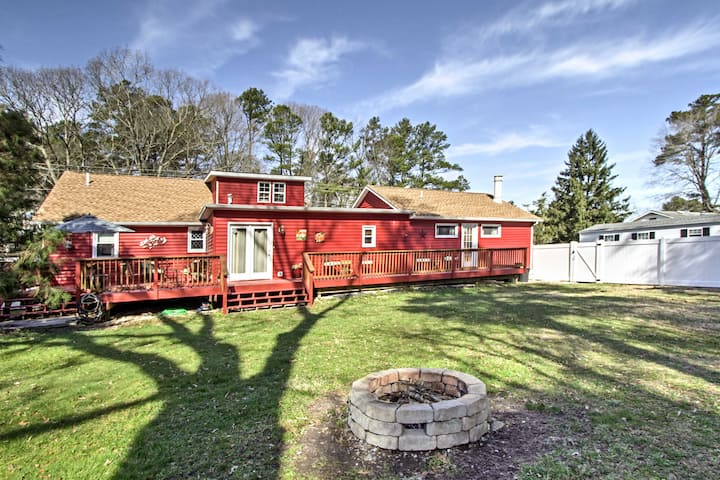 Millsboro Home Near Long Neck & Indian River!