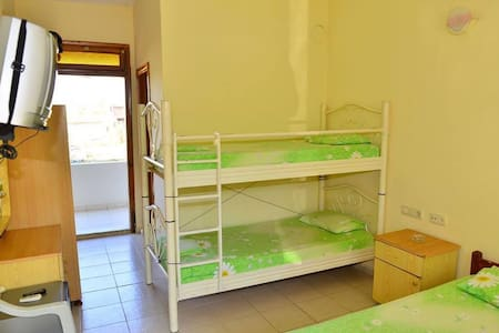 For 3 person good value for money! - ÇOLAKLI MANAVGAT - Outros