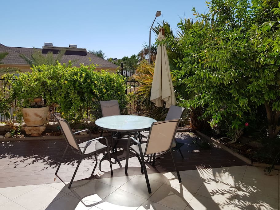 Cozy Apartment With The Garden Apartments For Rent In אילת מחוז הדרום Israel