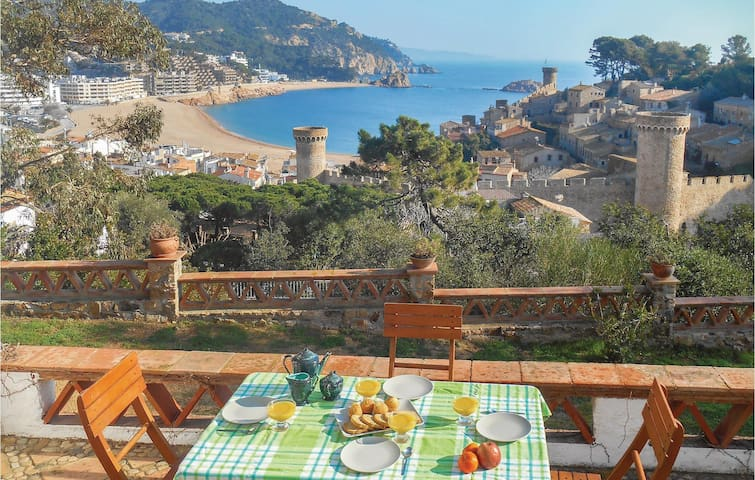 Holiday cottage with 2 bedrooms on 40m² in Tossa de Mar