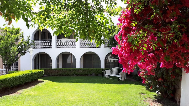 Casa Carranza 120 PAREJA/SOLO 1R Centro Histórico