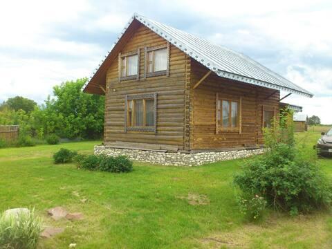 Дом в Рязанской области д. Шульгино