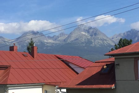 Two rooms under the High Tatras - Batizovce - 独立屋
