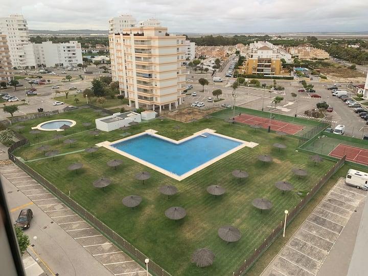 apartamento con vistas valdelagrana