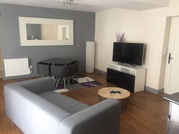 Appartement avec terrasse Centre de Richelieu