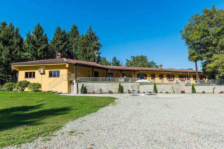 Bed and Breakfast 20 min from Torino - Torre Canavese - Bed & Breakfast