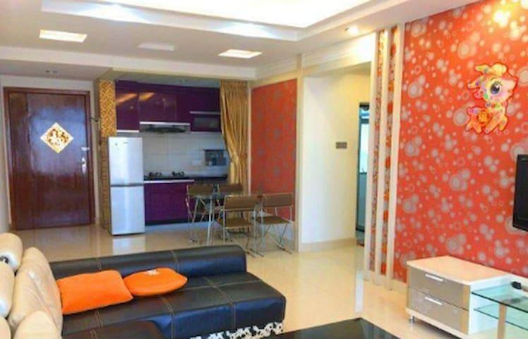 芊翠家园美景房 - Zhongshan - Apartemen
