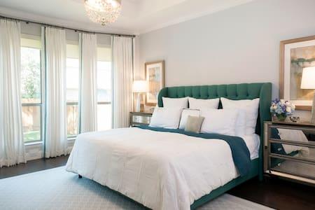 Custom Designed, Top of the Line Luxury Home - Cedar Park