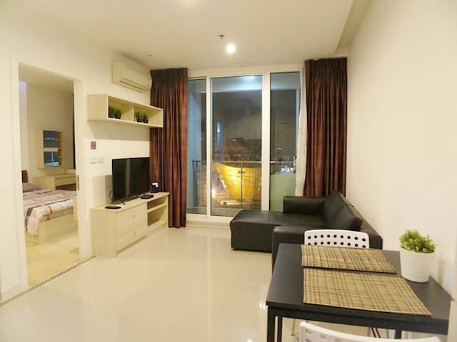 THE PERFECT LIVING CHARMING : 1BR/MRT/WIFI