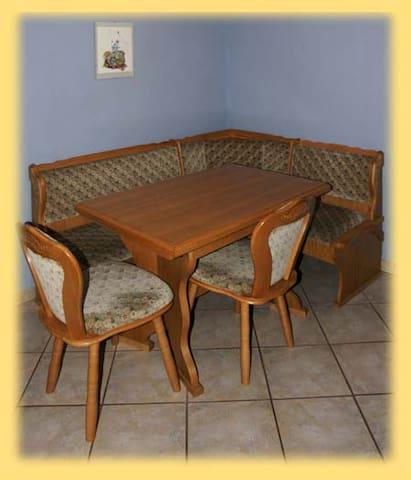 Küche Sitzgruppe