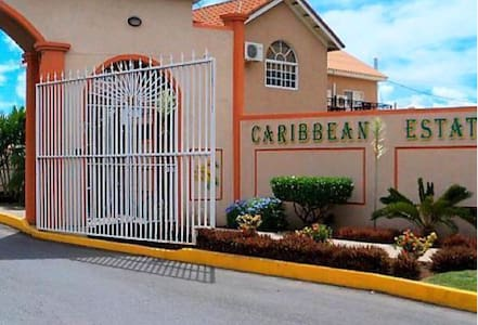 Two Bedroom Townhouse In Caribbean Estate
