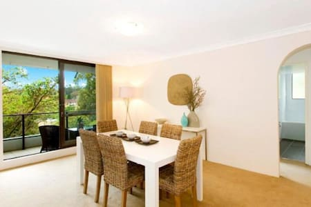 2 Bedroom apartment close to city, shops and cafes - Naremburn