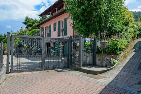 MAISON FANNY between art and fairytale landscapes - Menaggio - Leilighet