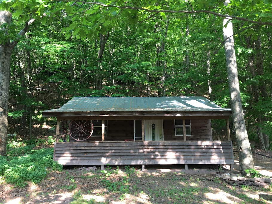 A cozy cabin in catskill mountains cabins for rent in for Cabins in the catskills