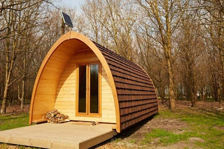 Camping Pod, New Farm Holidays - Lincolnshire