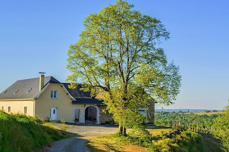 Pesaulhé : Au coeur du vignoble de  Monein