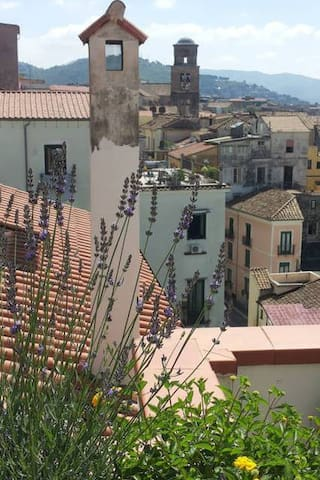 A lovely stay near the Amalfi Coast - Salerno