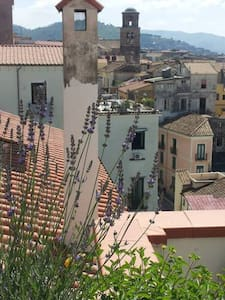 A lovely stay near the Amalfi Coast - Salerno - Wohnung