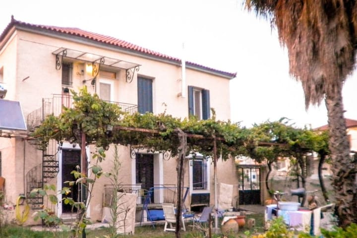 Messinian Garden inThouria - Messinia - Townhouse