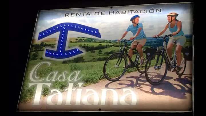 Casa Tatiana, Imias, at the foothills of La Farola