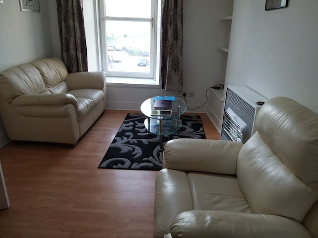 City Center Double Room on George Street AB25