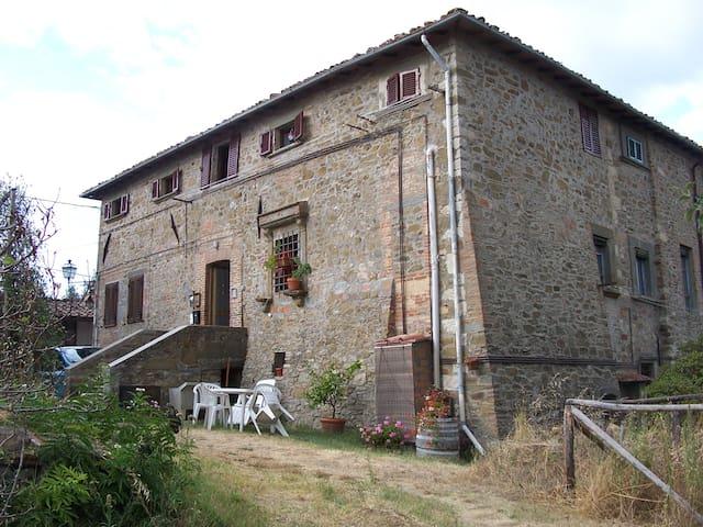 Appartamento nel Chianti - Castelnuovo Berardenga - Apartament