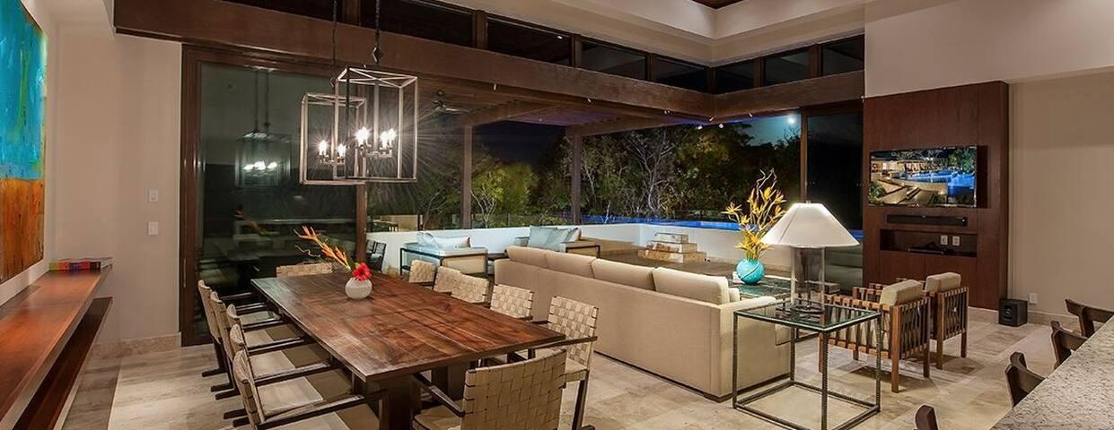 Luxury Penthouse inside Fairmont Mayakoba Hotel