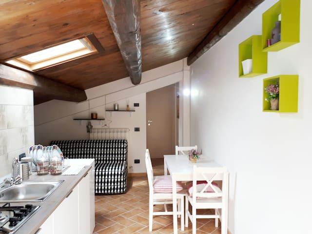 Appartamento accogliente a 1 km dal centro - Spoleto