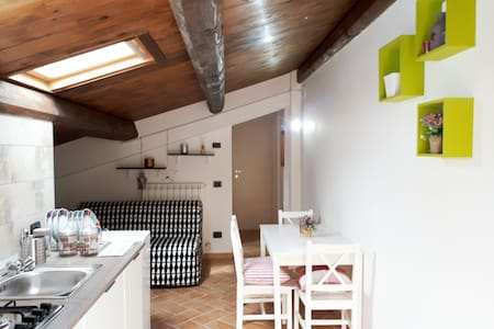 Appartamento accogliente a 1 km dal centro - Spoleto - Huoneisto