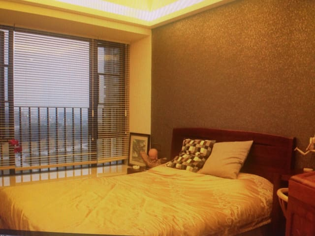 Comfortable two bedroom suite - 克鲁克 - Dom