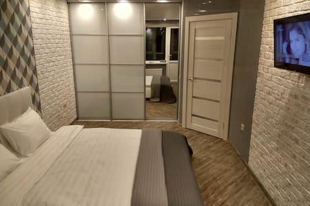 DeLux апартаменты Wind Rose (Роза Ветров) - Volgograd - Appartement