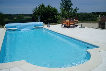 Stay in a Chateau with private swimming pool