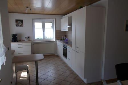 Schöne ruhige und helle Wohnung Nähe Heidelberg - Edingen-Neckarhausen