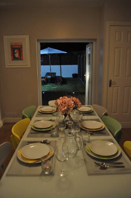 Dining Room - 5