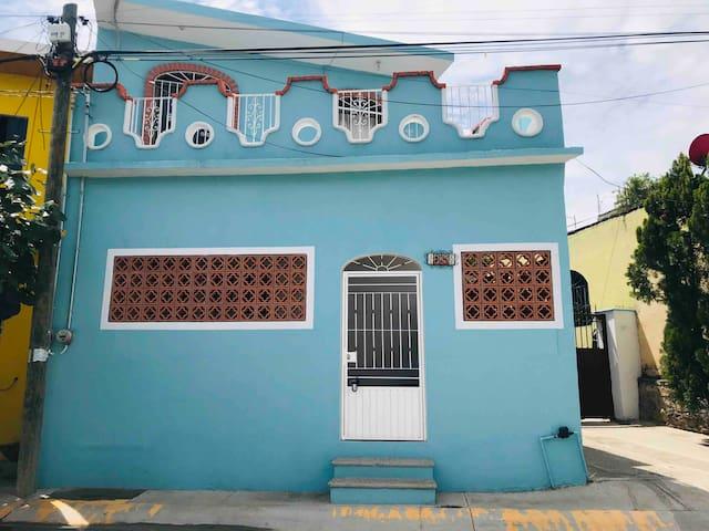 Casa Tortuga in Bucerias, 6 blocks from the beach!