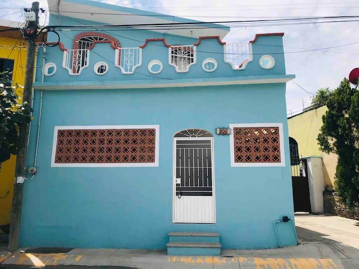 Casa Tortuga in Bucerias, 6 blocks from the beach!